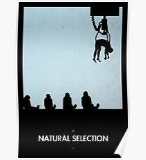 99 Steps of Progress - Natural selection Poster