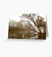 Goulburn Morn Greeting Card