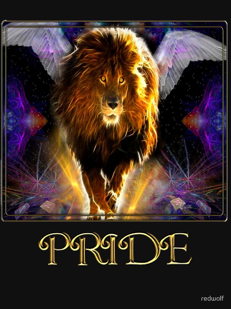 PRIDE by redwolf