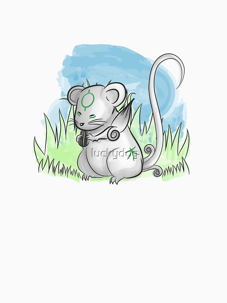 Year of the wood rat by luckydog