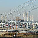 Bridge over the Ohio by lindybird