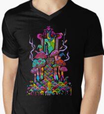 Welcome to Wonderland Men's V-Neck T-Shirt