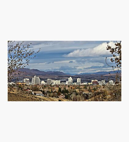 Reno, Nevada Photographic Print