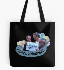#SaveHannibal Tote Bag