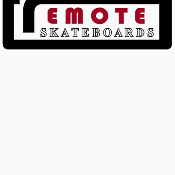 Remote Logo, Original by RemoteSkate