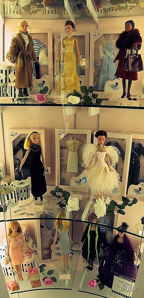 Designer Dolls by diggle
