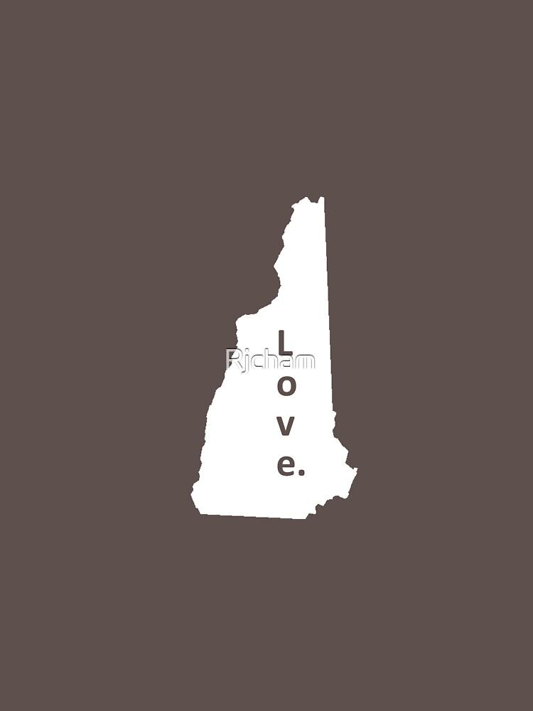 New Hampshire Love by Rjcham