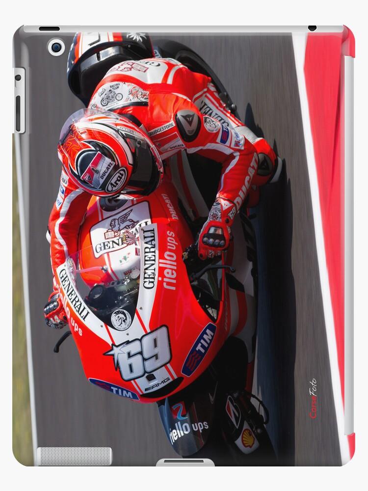 Nicky Hayden in Mugello 2011 by corsefoto