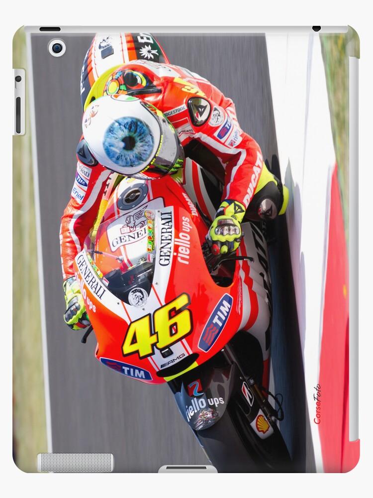 Valentino Rossi in Mugello 2011 by corsefoto
