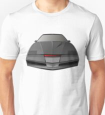Knight Rider KITT Car  T-Shirt