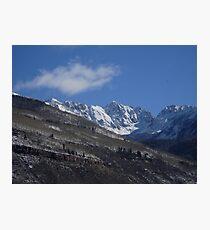 The Gore Range Photographic Print