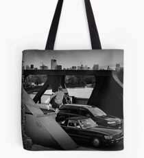 Adam Crew- Ollie - Chicago - Photo Bart Jones Tote Bag