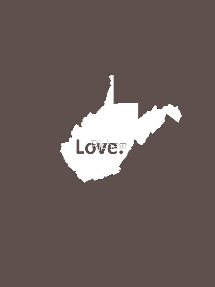 West Virginia Love by Rjcham
