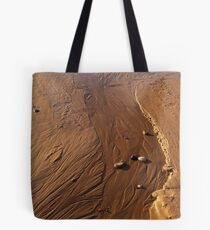 Sand Streams Tote Bag