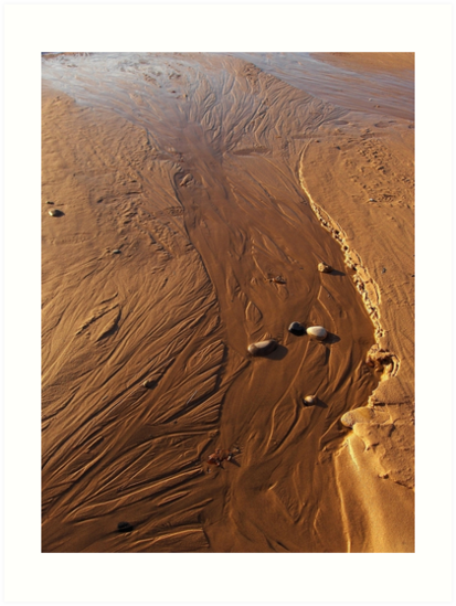 Sand Streams by Kathilee