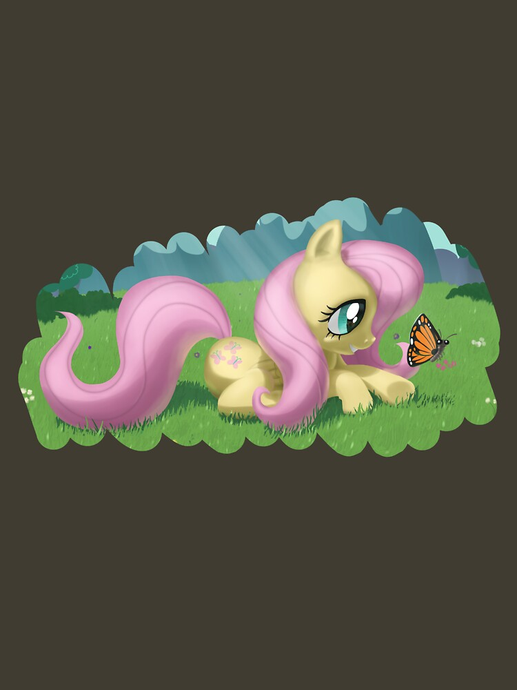 Flutter fields (with background) by BlakeFox