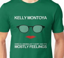 Mostly Feelings Album T-Shirt  Unisex T-Shirt