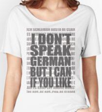Scheiße 1 Women's Relaxed Fit T-Shirt