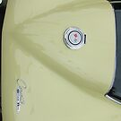 Mellow Yellow 1966 Corvette Stingray 1 by ArtShopEtc