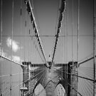 Brooklyn Bridge by William Fehr