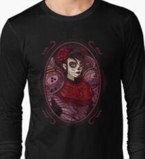 Dia de los Metroides Long Sleeve T-Shirt