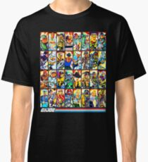G.I. Joe in the 80s! (Version B) Classic T-Shirt
