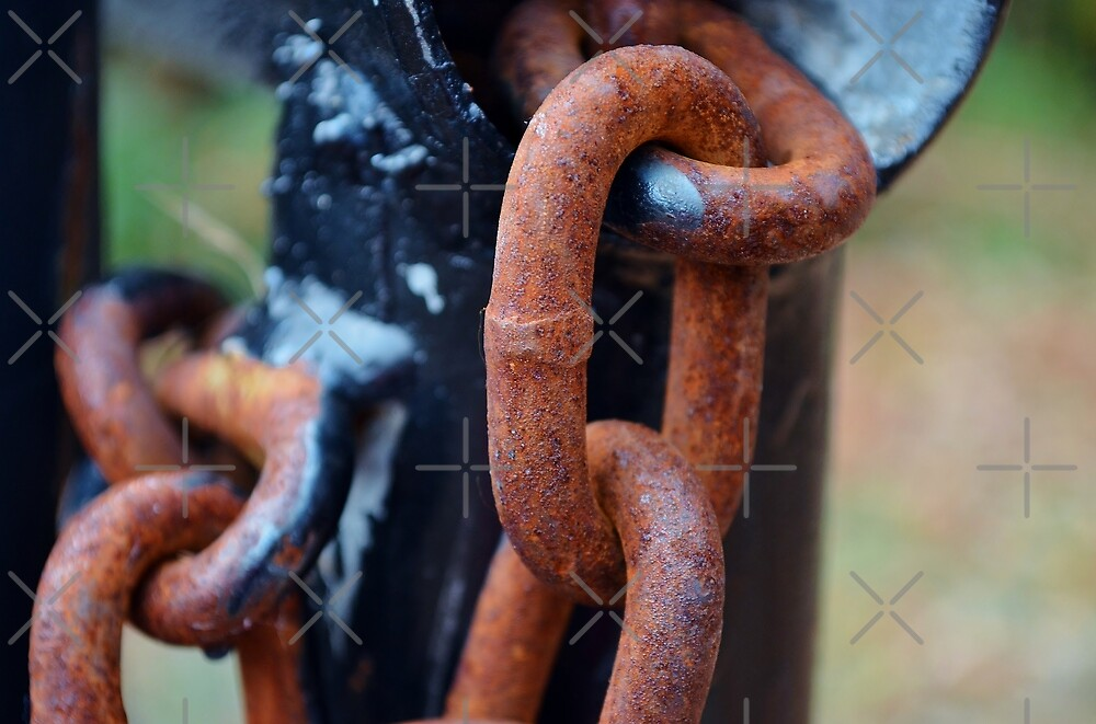 Chained by Scott Mitchell