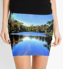 Beautiful Pond Mini Skirt