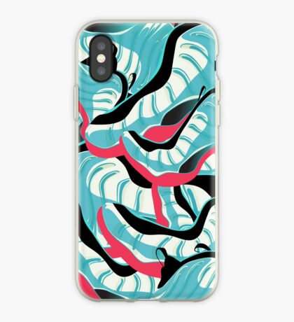 Melted Foam iPhone Case
