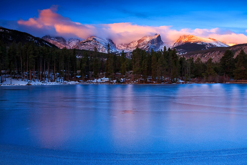 Sprague on Ice by kwreaves