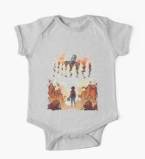 Attack on giant One Piece - Short Sleeve