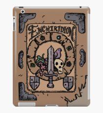 Enchiridion iPad-Hülle & Klebefolie