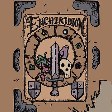 Enchiridion by CL4P-TP