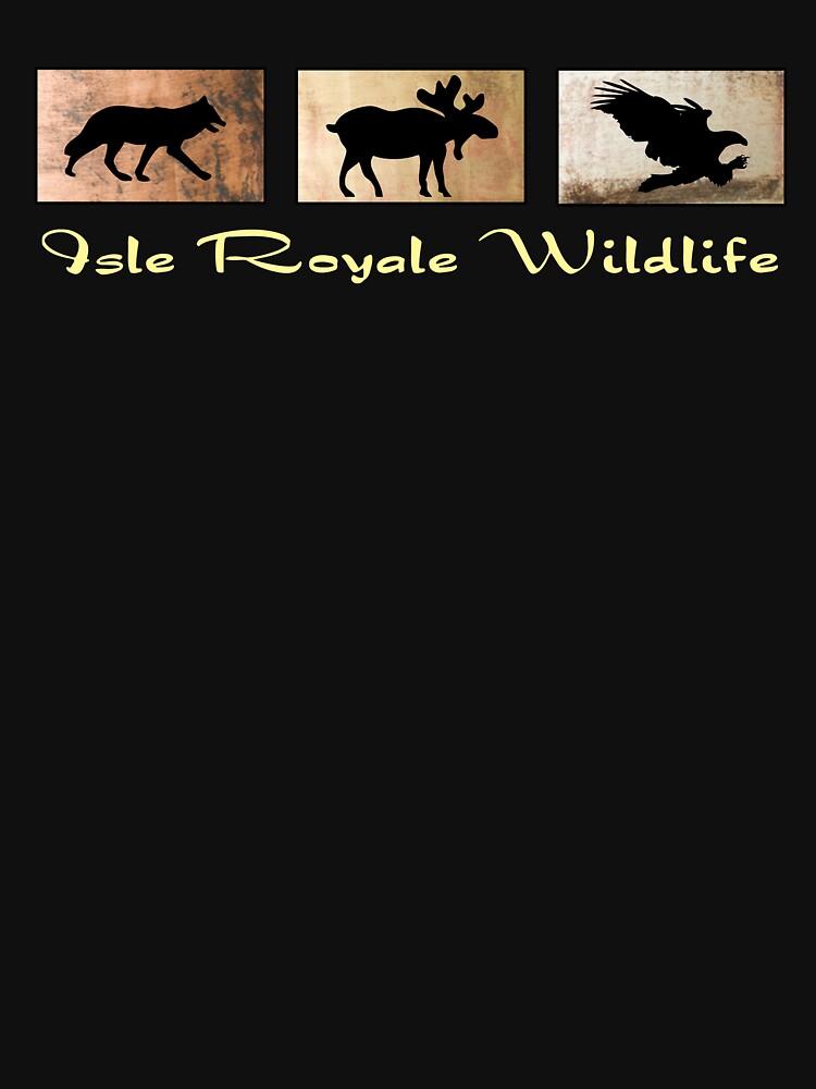 Isle Royale Wildlife by pjwuebker