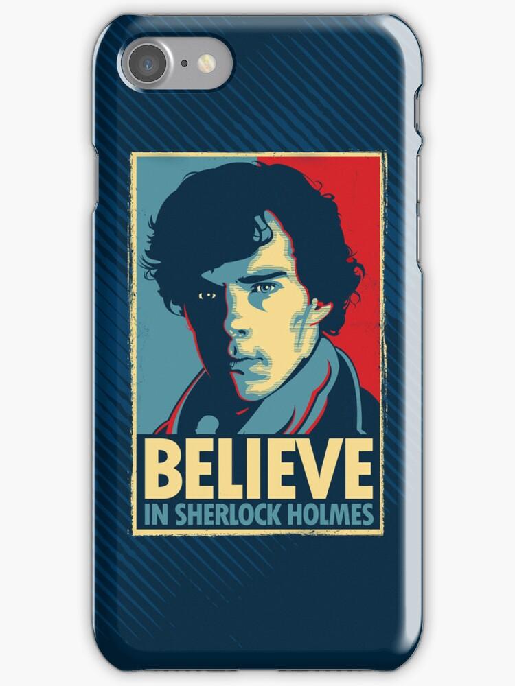 Believe in Sherlock Holmes by Tom Trager