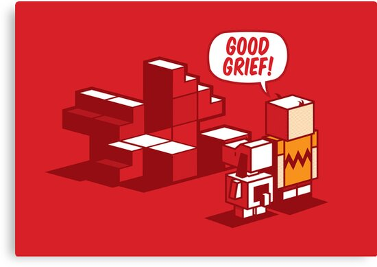 Good Grief! by Luke Kenney