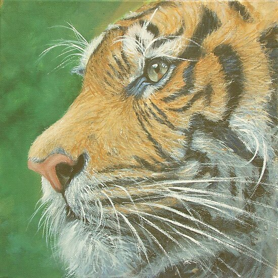 Profile by Carole Russell