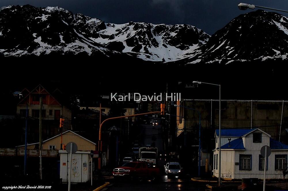 Ushuaia 004 by Karl David Hill