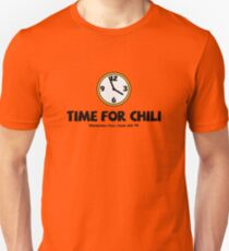 Time For Chili Slim Fit T-Shirt