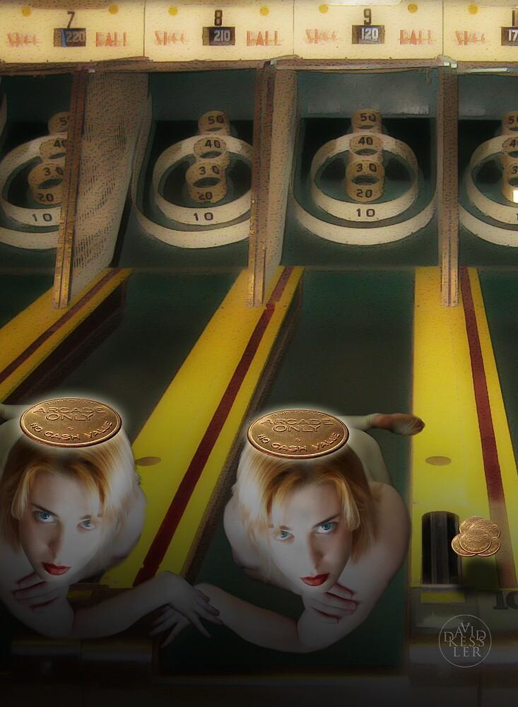 Skee Ball by David Kessler