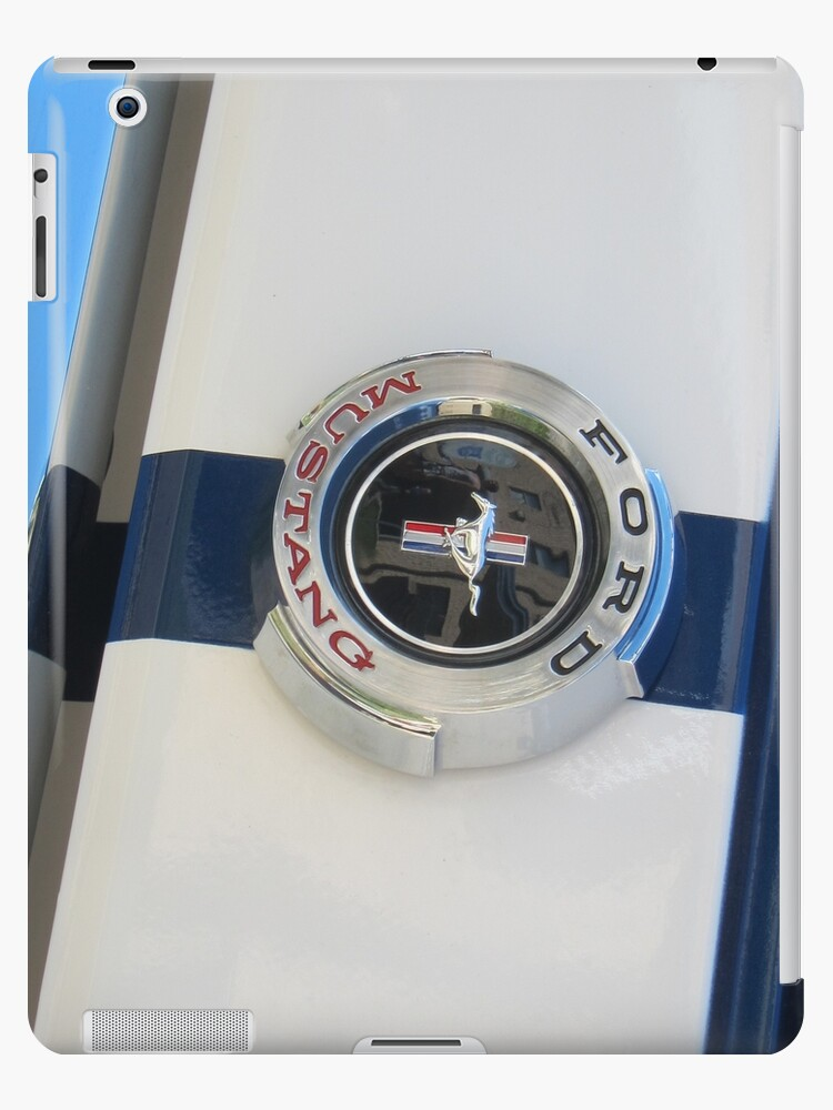 1965 Ford Mustang Rear Emblem by ArtShopEtc