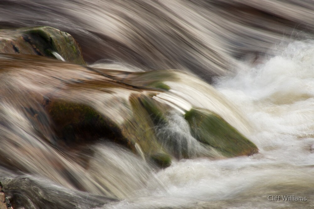 Flowing in Glen Etive by Cliff Williams