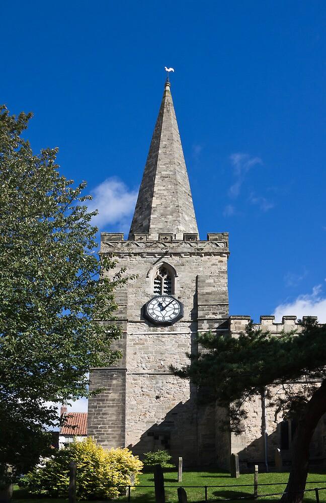 Pickering church, Yorkshire,UK by jasminewang