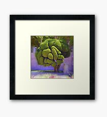 Topiary  Framed Print