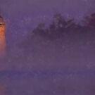 Purple Night by leapdaybride