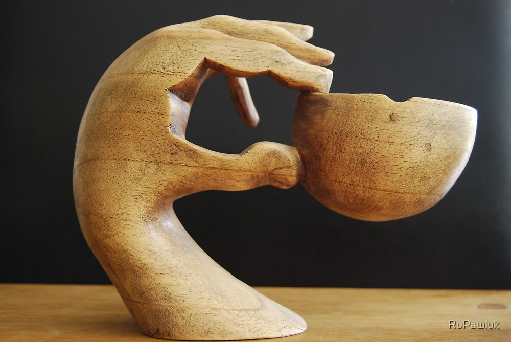 Have You Got a Wooden Hand? by RuPawluk