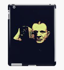 Lost highway - mystery man iPad Case/Skin