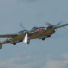 P-38Lighting by Cliff Williams