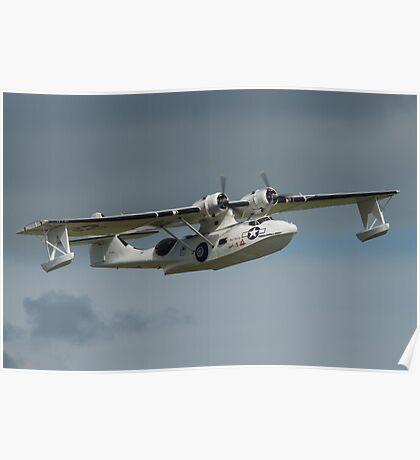 Flying Boat Poster