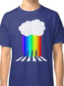 99 Steps of Progress - Psychedelia Classic T-Shirt